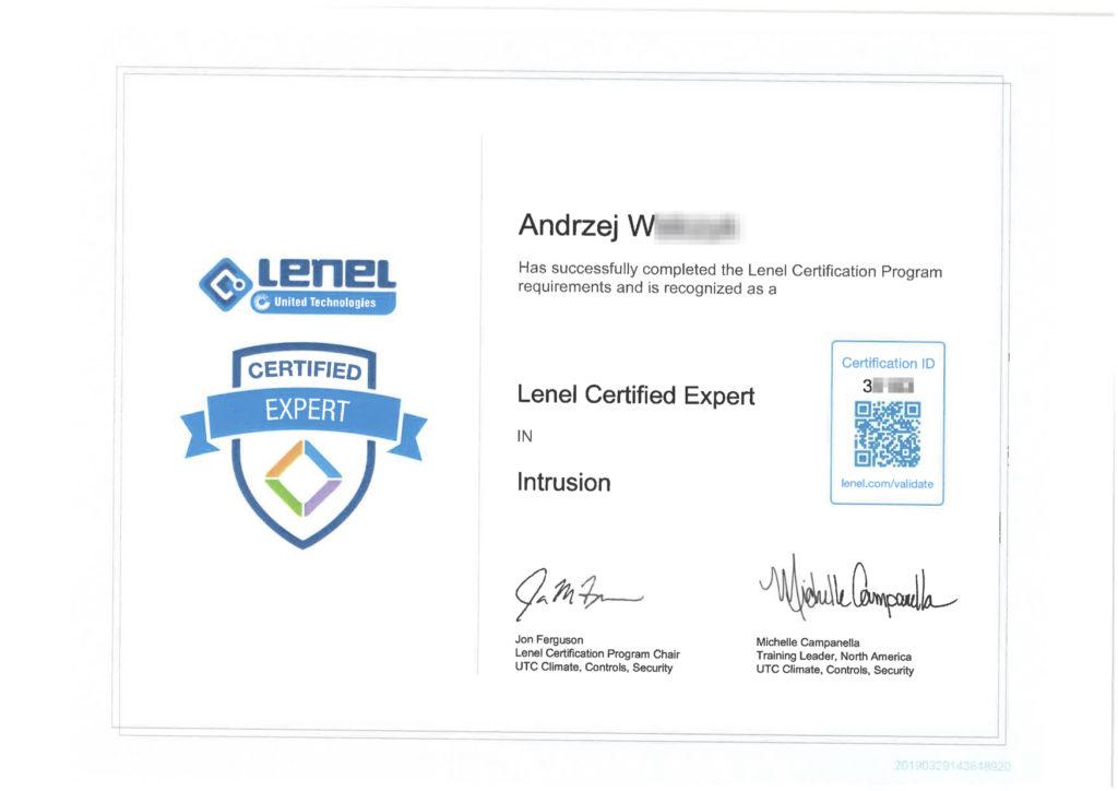 Lenel_Certified_Expert_Intrusion