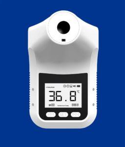 Termometr bezdotykowy K3 Pro